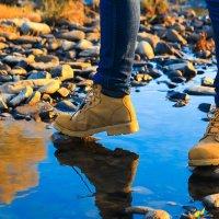 Настоящие ботинки для девушки фотографа :: ViP_ Photographer