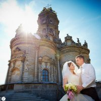 Свадебная фотосессия в Дубровицах :: Наталья Жукова