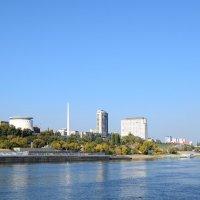 Волгоград с Волги :: Александр