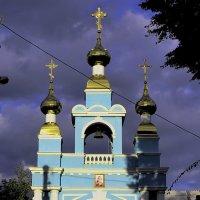 Церковь в Удельном пер. :: Raisa Ivanova