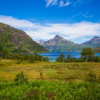 Северная Норвегия :: Ольга Соболева