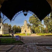 Спасский собор Спасо-Андроникова монастыря :: mila