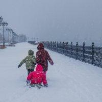 Первый снег :: Мария Конкина