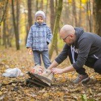 Пикник в лесу :: Natasha Ivanova