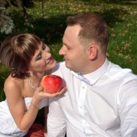 Соблазнительница ЕВА. :: Anna Gornostayeva