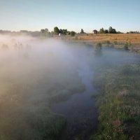утренний туман :: Leonid 44