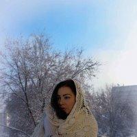 Зима :: Aliya Amazbekova