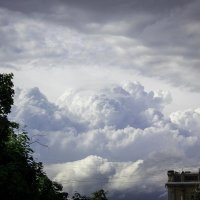 Воздушные облака :: Ольга Бекетова