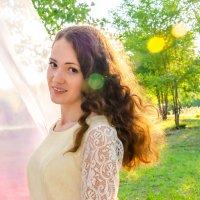 Прогулка в парке :: Natalja Harlamova
