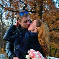 Женя с Настеной :: Мари Кузнецова