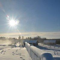 зимнее солнце :: Viktor Pjankov