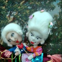 На Запорожской выставке кукол :: Нина Корешкова