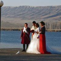 Любовь и голуби :: Наталья Джикидзе (Берёзина)