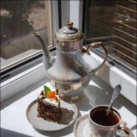 Время пить чай. :: Anna Gornostayeva