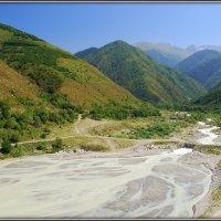 Талгарское ущелье самое короткое в Заилийском Алатау. :: Anna Gornostayeva