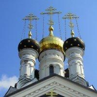 Купола храма :: Сергей Карачин