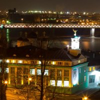 Ночной Нижний Новгород :: Юлия Каразанова