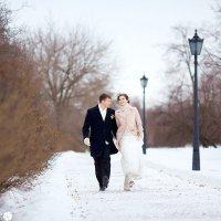 Зимняя свадьба :: Наталья Жукова
