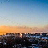 Ноябрьский рассвет :: Дмитрий Тарарин