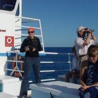 Карибское море. Нас ждет подводная лодка! :: Владимир Смольников