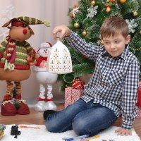 Новогоднее настроение :: Ирина Сафонова