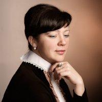 портрет начала ХХ века :: Татьяна Юрченко