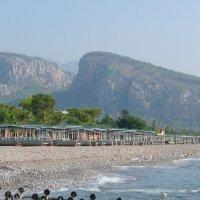 Опустевший пляж :: Виктор