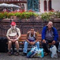 Немецкие трус бывалый и балбес. :: Valery Penkin