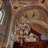 В храме :: Ольга Голубева