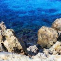 Невозможное море на полуострове Карпасия, Северный Кипр :: Anna Lipatova