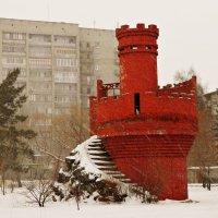 небольшая заброшеная башня) :: Наталья Бридигина