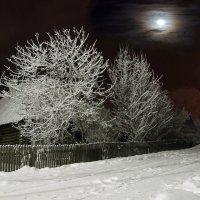 зимний вечер... :: Марат Шарипов