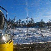 В горы за снегом :: Наталья Джикидзе (Берёзина)