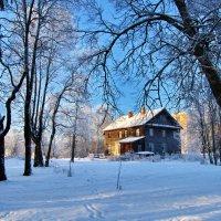 Старый дом :: Валерий Талашов