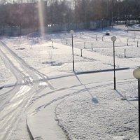 Пришла зима. :: Мила Бовкун