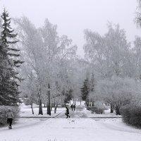 Город в ноябре :: Виктор Четошников