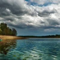 Время рыбалки в счет жизни не идет :: Михаил Александров