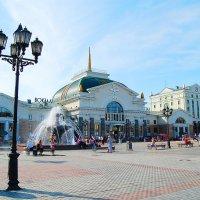 Привокзальная площадь. :: Валерий Кабаков