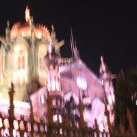 огненая фиерия .Вокзал Виктория Мумбай. :: maikl falkon