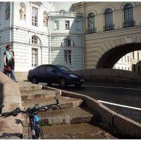 Эрмитажный мост :: sv.kaschuk