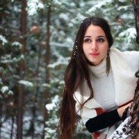 Первый снег.. :: Serg Y