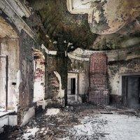 Усадьба графа Орлова :: Борис Соловьев