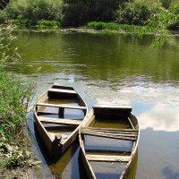 лодки :: юрий иванов