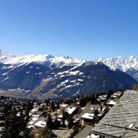 Один из курортов Швейцарии :: Елена Павлова (Смолова)