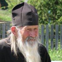 Монах. :: Андрей Синицын