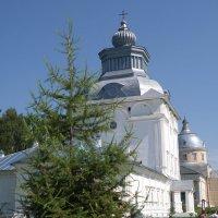 Храмы Великорецкого монастыря :: Андрей Синицын