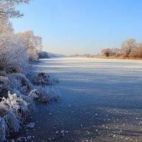 И онемевшая река... :: Лесо-Вед (Баранов)