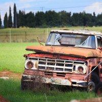 Старое авто :: Grom Grom