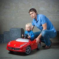 Большая Красная Машина :: Svetlana Zueva