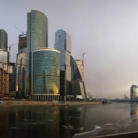 Берег небоскрёбов :: Юрий Кольцов